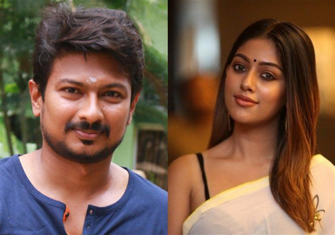 Anu Emmanuel confirmed for Udhayanidhi Stalin's next?