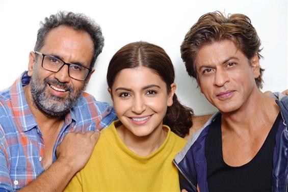 Anushka Sharma wraps up Zero shoot