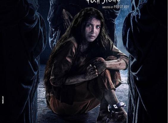 Anushka Sharma's Pari Trailer