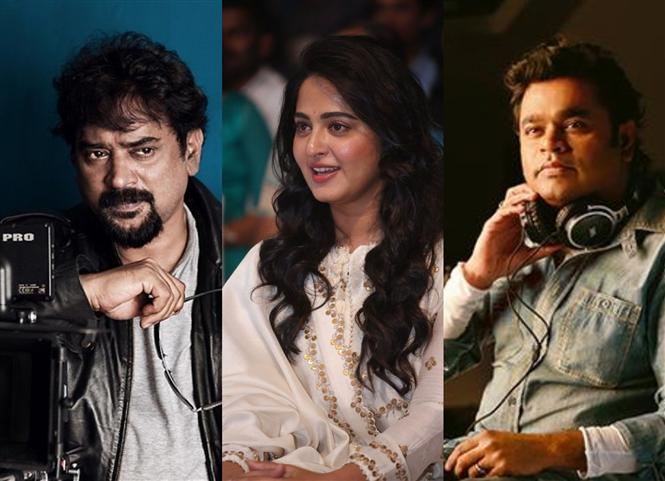 Anushka Shetty, A.R. Rahman in Santosh Sivan's film on Lord Ayyapa!
