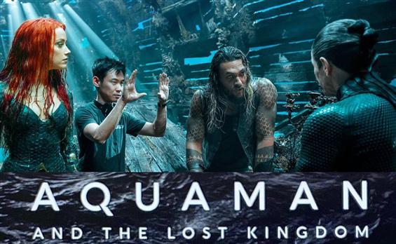 Aquaman 2 titled Aquaman The Lost Kingdom, reveals...