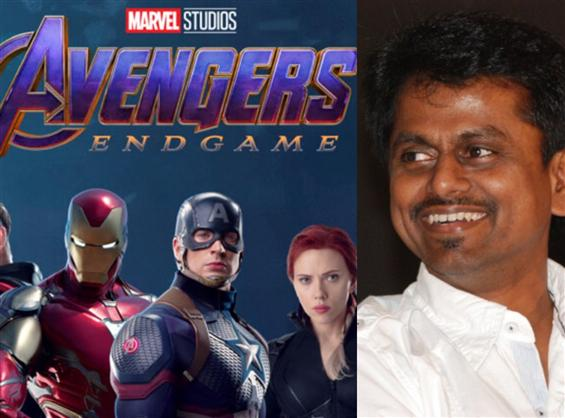 A.R. Murgadoss to pen Tamil dialogues for Avengers...