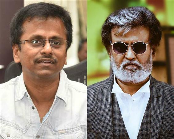 A.R. Murugadoss confirms narrating story to Rajini...