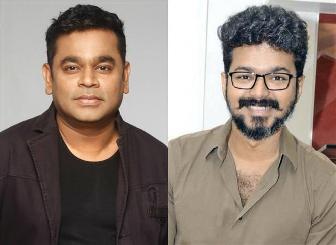 AR Rahman dives into 'Thalapathy 62' earnestly