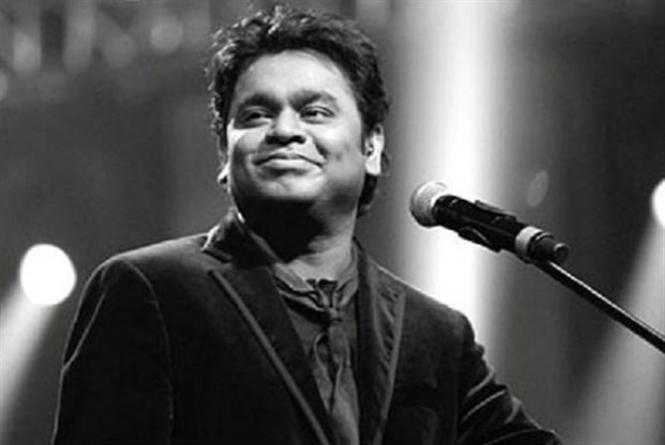 A.R. Rahman song to be reprised to support struggling musicians!