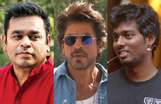 A.R. Rahman to score for Atlee, Shah Rukh Khan fil...