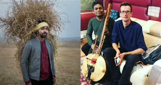 AR Rahman uses African Kora for GV Prakash's Sarva...