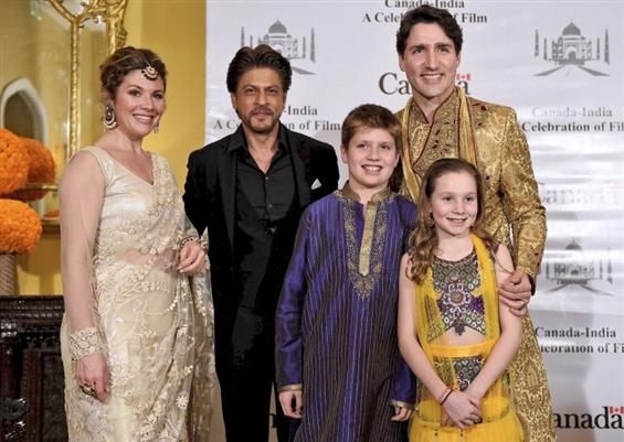 A.R. Rahman welcomes Justin Trudeau : Canadian PM ...