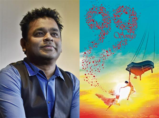 A.R. Rahman's 99 Songs gets a release date!