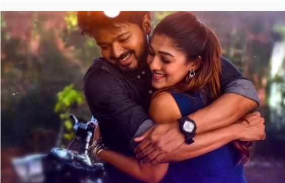 A.R. Rahman's Unakaga Song From Bigil Out Now!