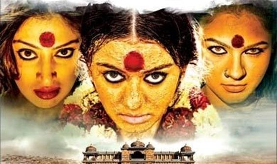 Aranmanai screen count