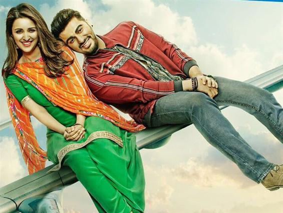 Arjun Kapoor's Namaste England First Look and Release date