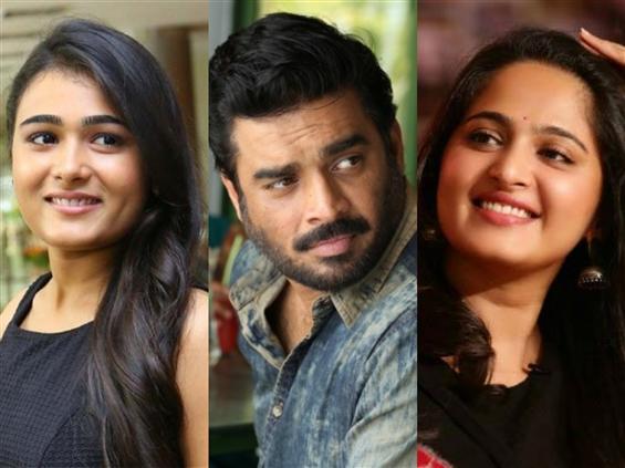 Arjun Reddy Shalini Pandey in Madhavan, Anushka Sh...