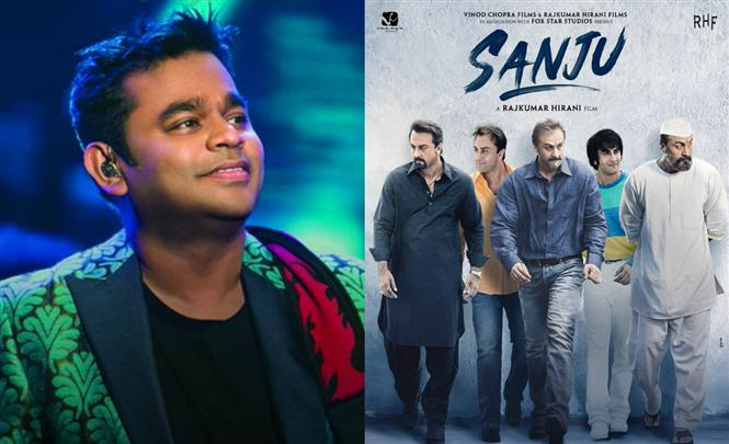 A.R.Rahman has composed 2 songs for Sanju & this is how he came on-board!