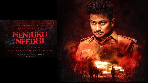 Article 15 Tamil remake titled Nenjuku Needhi!