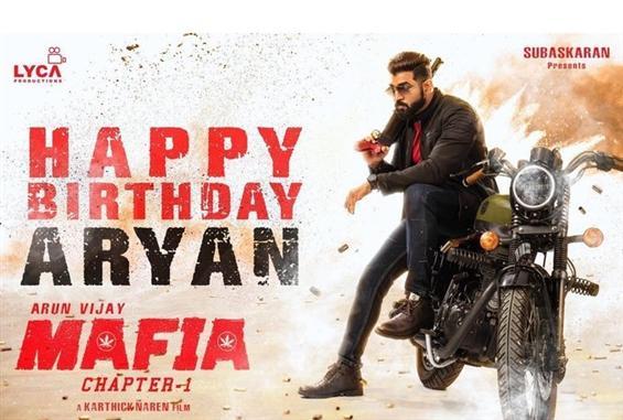 Arun Vijay 'Super Excited' About Karthick Naren's ...