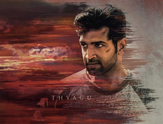 Arun Vijay's look from Chekka Chivantha Vaanam is ...