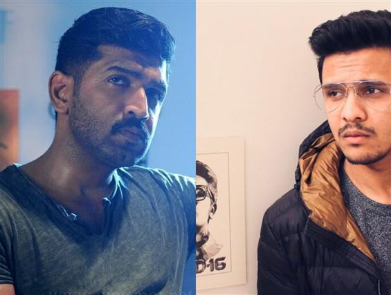 Arun Vijay's next with D 16 director Karthick Nare...