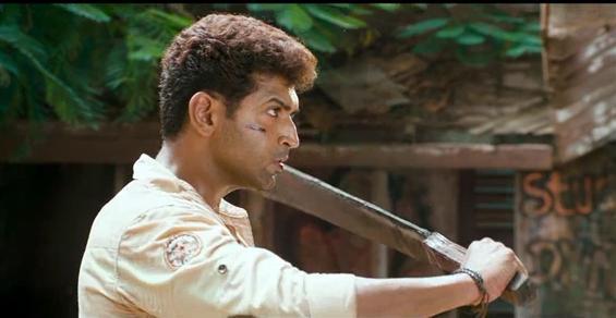Arun Vijay's Vaa Deal Teaser is Here!