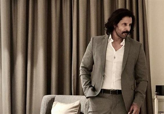 Aruvi Actor in Vikram's Cobra!