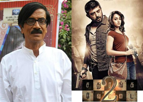 Arvind Swamy is not creating any issues : Producer...