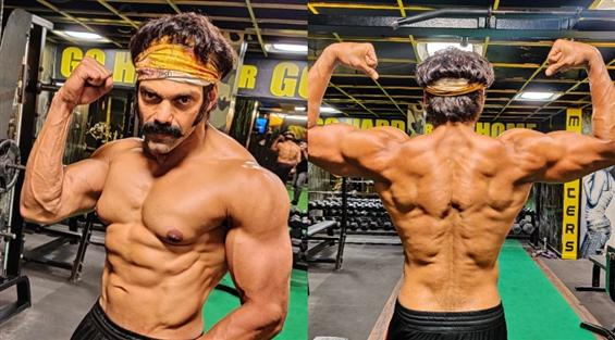 Arya 30: Arya stuns fans with his ripped physique!...