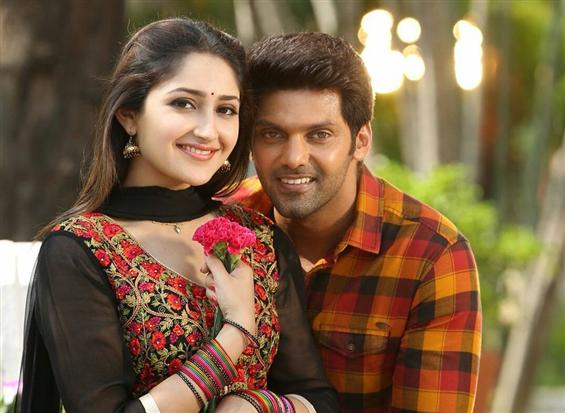 Arya Ghajinikanth New Stills