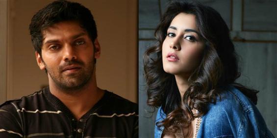 Arya, Raashi Khanna part of Sundar C's Aranmanai 3...