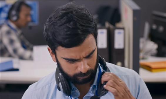 Ashok Selvan's Redrum - An ode to 'The Shining'!?