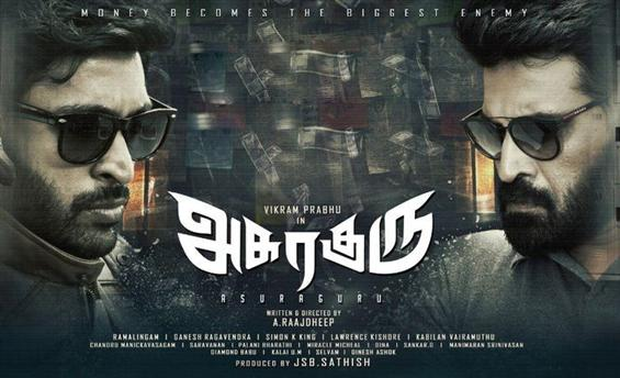 Asuraguru Review - An action film that leaves you ...