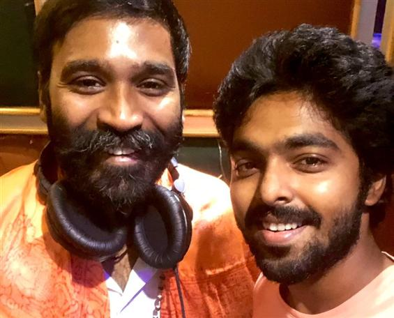 Asuran: Dhanush records a 'peppy track' titled Pol...