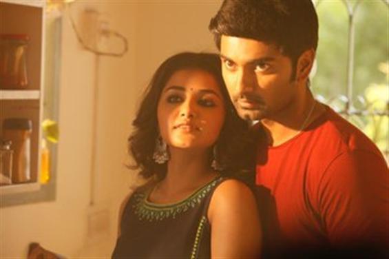 Atharvaa Murali's Ninnu Kori remake completes firs...