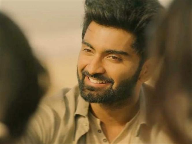 Atharvaa signs his next with 'AAA' producer!