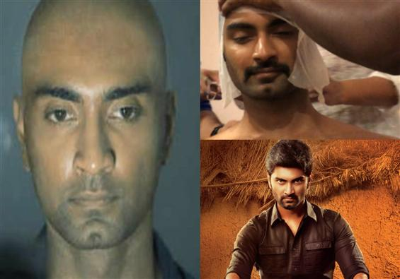 Atharvaa's 3 different looks for Boomerang!