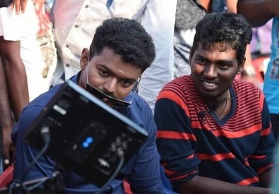 Atlee on Vijay 63: After Theri & Mersal, I was stu...