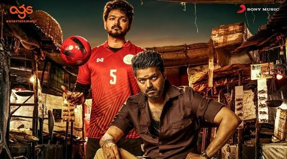 Atlee reveals the Bigil teaser plans!