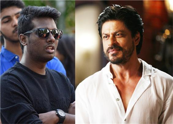 Atlee, SRK Film to begin From March, 2020!