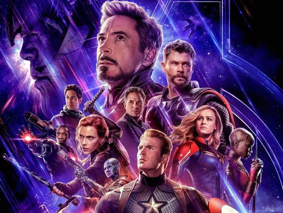 Avengers: End Game New Trailer & the poster that s...