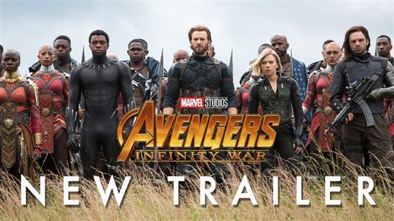 News Image - Avengers: Infinity War Trailer image