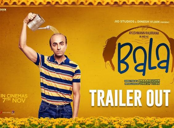 Ayushmann Khurrana's 'Bala' trailer is out
