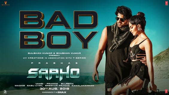 Baadshah's Bad Boy feat. Jacqueline Fernandez for Prabhas' Saaho!