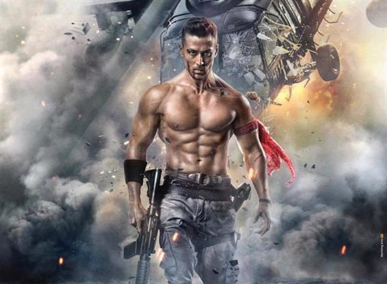 Baaghi 2: First Look of Tiger Shroff