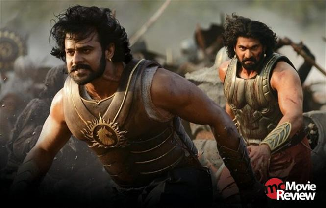 Baahubali Review - Thin Line on a Large Scale