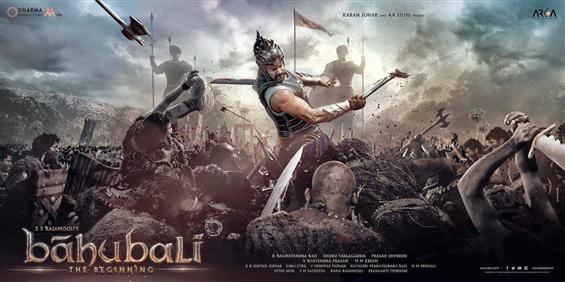 'Baahubali' to be screened at Busan Film Festival
