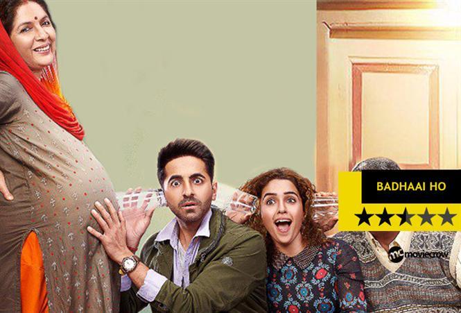 Badhaai Ho Review - Interesting Plot.. Uninteresting Film..