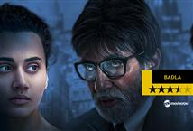 Badla Review - A Smartly Reworked Revenge Tale Image