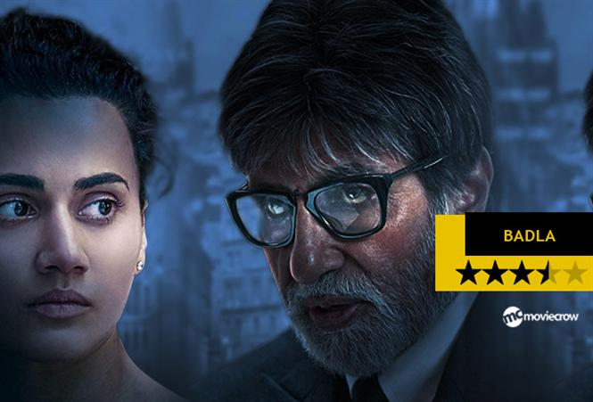 Badla Review - A Smartly Reworked Revenge Tale