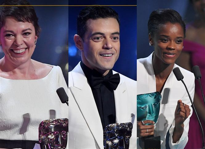 BAFTAS 2019: The Favourite (2018) takes home 7 awards!