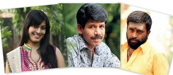 Bala, Sasikumar's Thara Thappattai starts rolling