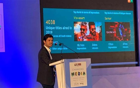 BARC 2019 TRP Report: Viswasam, Sarkar emerge as top films!